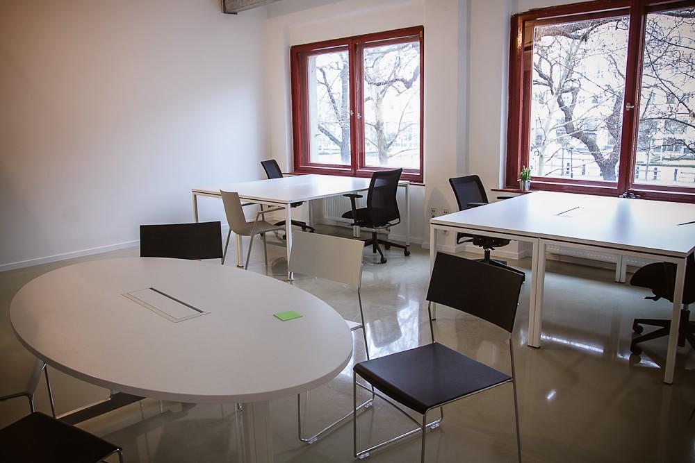coworking Impact Hub Bratislava, Office
